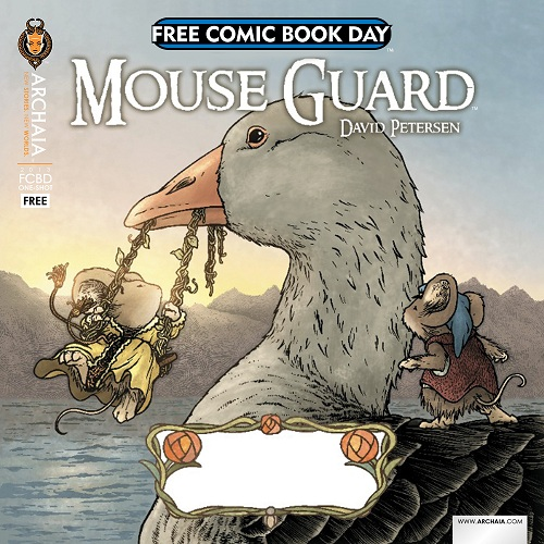 Free Comic Book Day 2013 Cover A