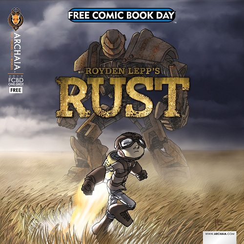 Free Comic Book Day 2013 Cover B