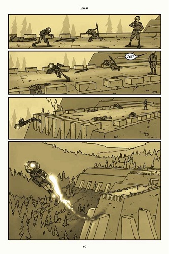 Rust v2 Preview-PG9