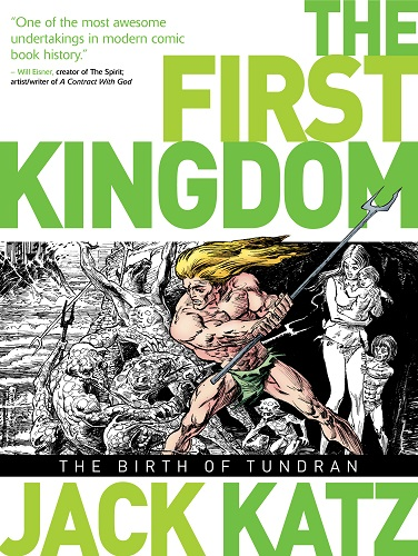 First Kingdom Vol 1 cover