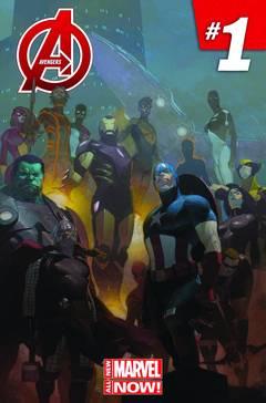 Avengers #24 NOW