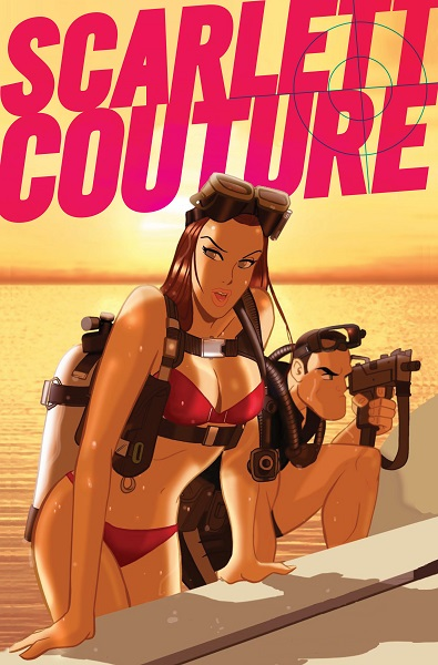 Scarlett Couture #1