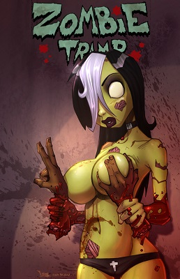 ZombieTramp_vol2_TPB_cover_solicit