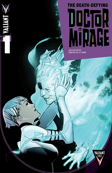 Dr. Mirage - cover