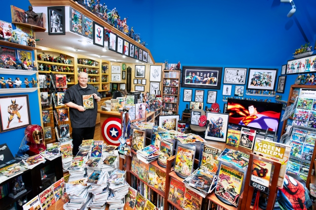 Bob Bretall - Largest Collection Of Comic Books_ 17