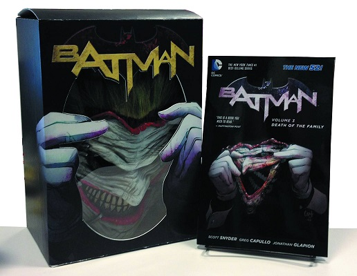 Batman Death of the Family Gift Set