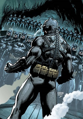Batman Future's End