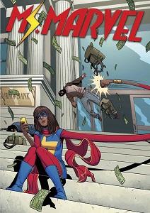 Ms Marvel Volume 2