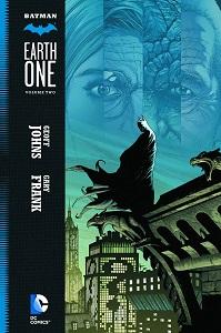 Batman Earth One Volume 2