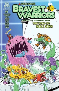 Bravest Warriors Tales of Holo John