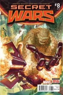 Secret Wars #8