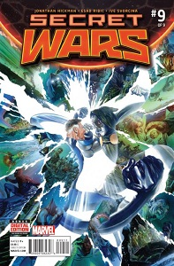 Secret Wars #9