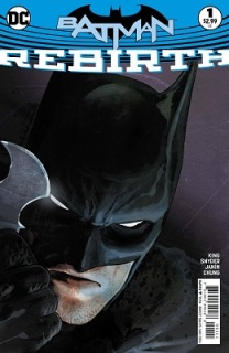 Batman Rebirth #1