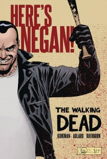 The Walking Dead Here's Negan