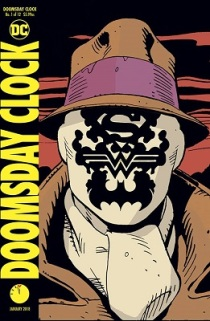 Doomsday Clock #1 Lenticular Edition