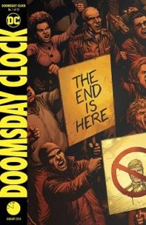 Doomsday Clock #1 Regular Edition