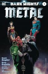 Dark Nights Metal #1