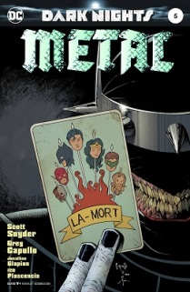 Dark Knights Metal #5