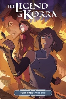 The Legend of Korra Volume 2