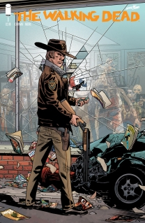 The Walking Dead #1 Anniversary Variant