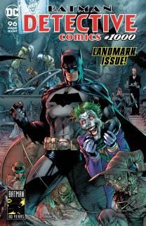 Detective Comics #1000 (Front)