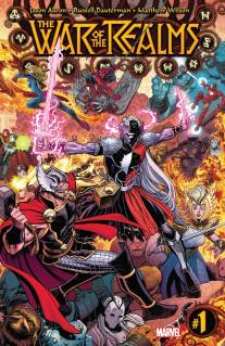 War of the Realms #1