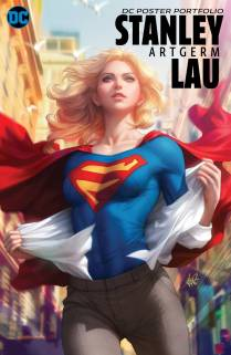 DC Poster Portfolio Stanley Artgerm Lau