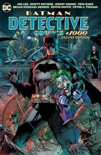 Detective Comics #1000 Deluxe
