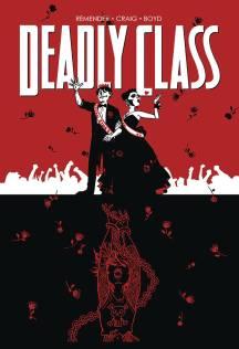 Deadly Class Volume 8