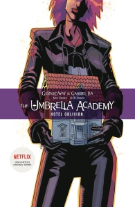 MAR190279 - UMBRELLA ACADEMY TP VOL 03 HOTEL OBLIVION (C_ 0-1-2) - HR_787798