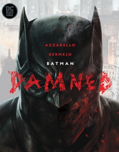 MAR190571 - BATMAN DAMNED HC (MR) - HR_787797